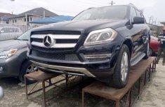 Mercedes-Benz GL450 2012 Blue for sale