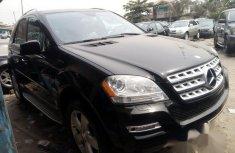 Mercedes-benz Ml350 2011 Blackfor sale