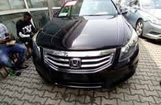 First body Honda Accord 2012 Black for sale