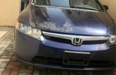 Honda Civic 2008 1.8i VTEC Blue for sale