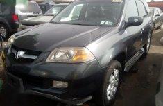 Acura MDX 2004 Gray color for sale