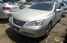 Lexus ES 2007 Silver color for sale