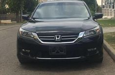 Honda Accord 2014 Black color for sale