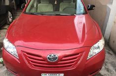 Super clean Toyota Camry 2008 Red for sale