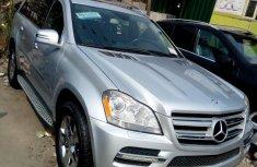 Mercedes-benz Gl450 2011 Silverfor sale