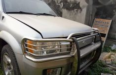 Infiniti QX 2003 Silver for sale