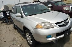Acura MDX 2005 Silver color for sale