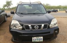 Nissan X-Trail 2.5 SE 4x4 Automatic 2007 Black for sale