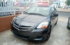 Toyota Yaris 2007 Gray for sale