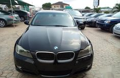BMW 323i 2010 Black color for sale