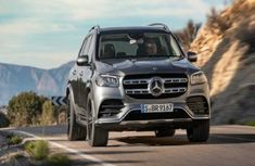 The all-new 2020 Mercedes-Benz GLS SUV that you really need to see