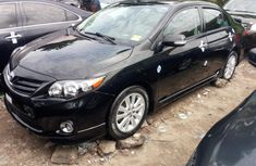foreign used 2011 toyota corolla sports