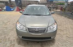 Hyundai Elantra 2010 GLS Gray for sale