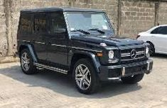2017 Mercedes-Benz G63 for sale in Lagos