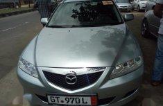 Mazda MX-6 2005 Silver color for sale