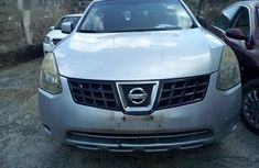 Nissan Rogue 2008 Silverfor sale