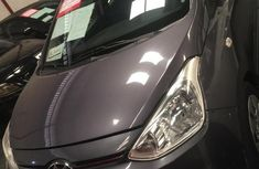 Hyundai i10 2015 Gray color for sale