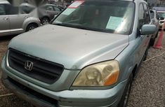 Honda Pilot 2003 Beige color for sale