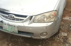 Kia Cerato 2005 Silver color for sale