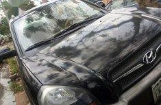 Hyundai Tucson 2009 Black for sale