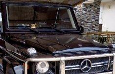 Mercedes-Benz G550 2015 Blackfor sale