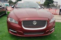 Jaguar XJ 2013 Red for sale