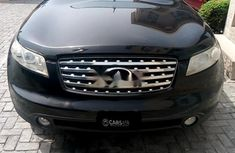 Infiniti FX 2003 Petrol Automatic Black for sale