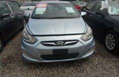 Hyundai Accent 2011 Blue for sale