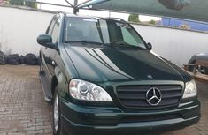 2000 Mercedes-Benz ML 320 for sale in Lagos