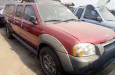 Nissan Frontier 2004 Red for sale