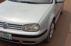 Volkswagen Golf 2005 1.6 Trendline Silver  for sale