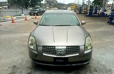 Nissan Maxima 2004 Petrol Automatic Grey for sale