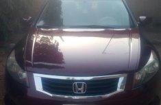 Honda Accord 2.0i-VTEC Executive 2008for sale