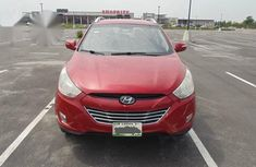 Hyundai ix35 2012 Red for sale