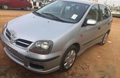 Perfectly working Nissan Almera 2003 Gray for sale