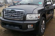 Infiniti QX 2008 Gray for sale