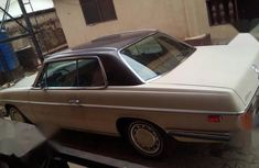 Mercedes-Benz C250 1971 Gold for sale