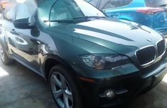 BMW X6 2008 Blue for sale