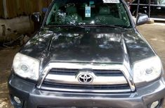 Toyota 4-Runner Limited 4x4 V6 2006 Gray for sale