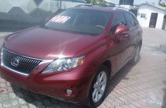 Lexus RX 2012 Red for sale