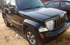 Jeep Liberty 2008 Limited 4x4 Black for sale