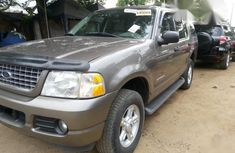 Ford Explorer 2005 Limited 4.0 4x4 Brown for sale