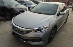 Honda Accord 2016 Gray for sale