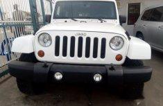 Jeep Wrangler 2013 White for sale