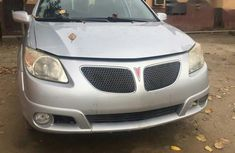 Tokunbo New Pontiac Vibe 2006 Silver for sale