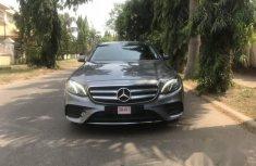 Mercedes-Benz E300 2017 Gray for sale