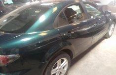 Mazda 626 2005 Green color for sale