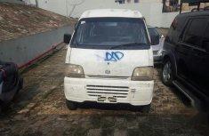 Suzuki Wagon 2001 White color for sale