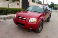 Nissan Frontier King Cab 2004 Red for sale