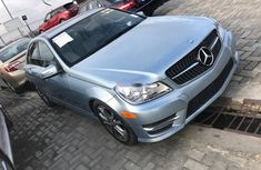 2013 Mercedes-Benz C250 Automatic Petrol well maintained for sale